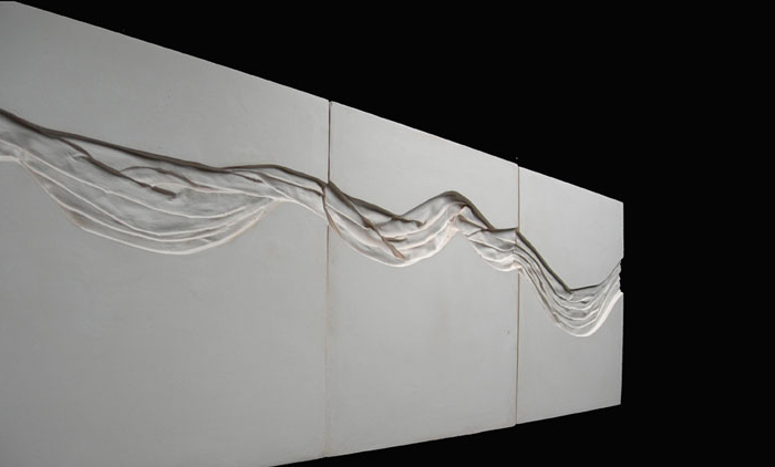 Plaster Art Wall : Plaster Relief Wall Sculpture